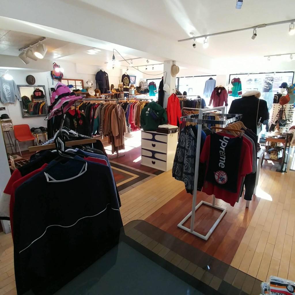 LNF Shop on av. du Parc