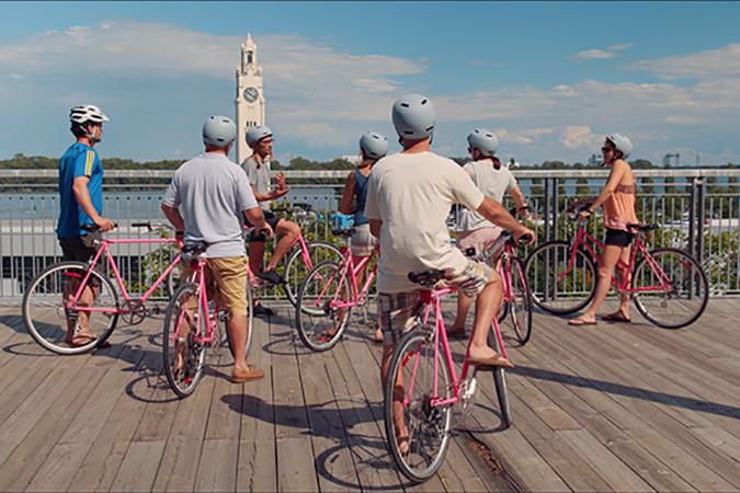 Beyond the bike lanes