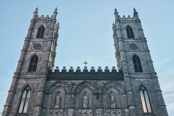 Beyond the Basilica